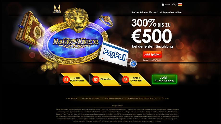 Casino spiele mit paypal what is a safe online gambling site